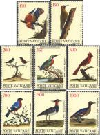 Vatikanstadt 976-983 (complete Issue) Unmounted Mint / Never Hinged 1989 Birds - Vatican