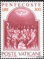 Vatikanstadt 663 (complete Issue) Unmounted Mint / Never Hinged 1975 Pentecost - Vatican