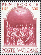 Vatikanstadt 663 (complete Issue) Unmounted Mint / Never Hinged 1975 Pentecost - Unused Stamps