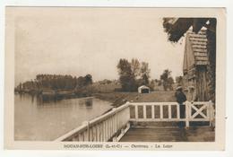41 - Nouan-sur-Loire         Cavereau  -  La Loire - France