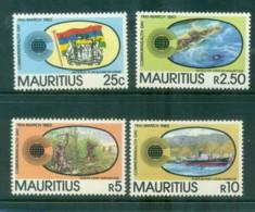 Mauritius 1983 Commonwealth Day MUH Lot81669 - Mauritius (1968-...)
