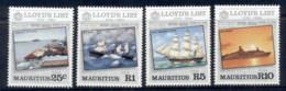 Mauritius 1984 Lloyd's List MUH - Mauritius (1968-...)