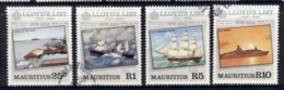 Mauritius 1984 Lloyd's List Ships FU - Maurice (1968-...)