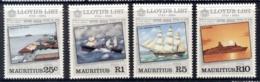 Mauritius 1984 Lloyd's List Ships MUH - Mauritius (1968-...)