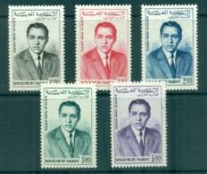 Morocco 1962 King Hassan II MLH - Morocco (1956-...)
