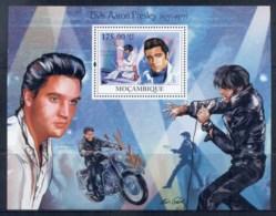 Mozambique 2009 Elvis Presley 75th Birthday MS MUH - Mozambique