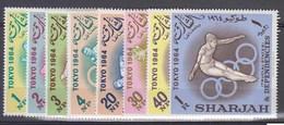 SHARJAH       1964      N°   46 / 53         COTE     5 € 50             ( Q 91 ) - Schardscha
