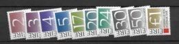 1988 MNH Ireland, Eire, Irland, Ierland, Porto - Portomarken