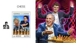 Sierra Leone  2018    Chess   S201808 - Sierra Leone (1961-...)