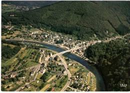 Bohan Sur Semois-(Vresse)Très Belle Vue Aérienne Sur Le Village Et Le Camping De La Douane - Vresse-sur-Semois