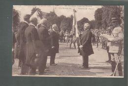 CPA (67) Strasbourg  -  14 Juillet 1919 - M. Millerand Remet Un Drapeau à La Société Des Vétérans De 1870-71 - Strasbourg