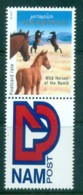 Namibia 2011 Wild Horse P Stamp MUH - Namibia (1990- ...)