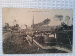 Bruay Sur Escaut          (peniche )schiffe Arken - Péniches