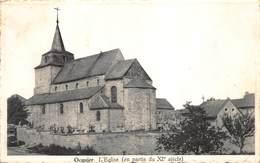 Ocquier   L'Eglise   X 3946 - Clavier