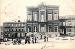 Herve - Hôtel De Ville - Herve