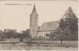Eturqueraye Eglise - Conches-en-Ouche