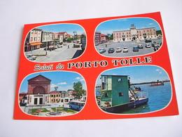 Rovigo - Saluti Da Porto Tolle - Rovigo