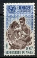 Niger 1967 UNICEF MUH - Niger (1960-...)