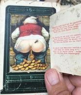 GELD SCHEISSEN GELDSCHRANK-TÜR Zu öffnen Humorkarte 1913 - Humor