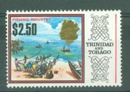 Trinidad & Tobago: 1969/72   QE II - Pictorial     SG353a    $2.50   [Perf: 14]   MNH - Trinidad & Tobago (1962-...)