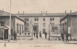 42 - ROANNE - Caserne Werlé - Roanne
