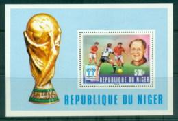 Niger 1977 World Cup Soccer, Argentina MUH - Niger (1960-...)