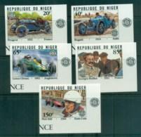 Niger 1981 Grand Prix 75th Anniv. IMPERF MUH - Niger (1960-...)