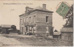 Glos Sur Risle Café De La Gare - Gisors