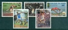 Niger 1984 Summer Olympics, Los Angeles MUH - Niger (1960-...)