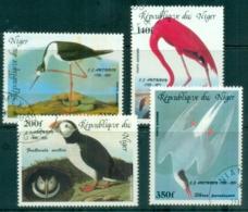 Niger 1985 Audubon Birds CTO - Niger (1960-...)