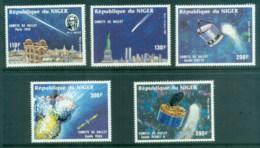 Niger 1985 Halley's Comet MUH - Niger (1960-...)