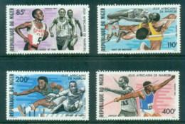 Niger 1987 African Games Nairobi MUH - Niger (1960-...)