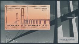 "DENMARK/Dänemark, EUROPA 2018 - ""Bridges"" Miniature Sheet** - 2018"