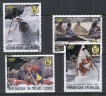 Niger 1988 Summer Olympics Seoul CTO - Niger (1960-...)