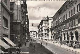 GENOVA - VIA XX SETTEMBRE.......F6 - Genova