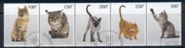 Niger 1998 Cats Str5 CTO - Niger (1960-...)