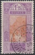 Guinée Française 1912-1944 - Coyah Sur N° 112A (YT) N° 119 (AM). Oblitération De 1939. - Used Stamps