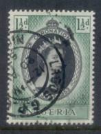 Nigeria 1953 QEII Coronation FU - Nigeria (1961-...)