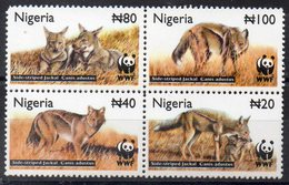 NIGERIA    Timbres Neufs ** De 2003  ( Ref 5641  )  Animaux - Nigeria (1961-...)