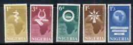 Nigeria 1962 Head Of State Conl MLH - Nigeria (1961-...)