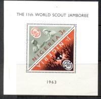 Nigeria 1963 Boy Scout Jamboree MS MLH - Nigeria (1961-...)
