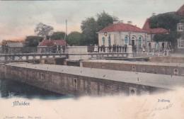 3575219Muiden, Tolbrug (poststempel 1904) - Nederland