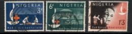 Nigeria 1963 Red Cross Centenary FU - Nigeria (1961-...)