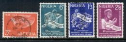 Nigeria 1963 Universal Declaration Of Human Rights FU - Nigeria (1961-...)