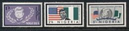 Nigeria 1964 JFK Kennedy MLH - Nigeria (1961-...)