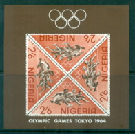 Nigeria 1964 Summer Olympics, Tokyo MS MLH - Nigeria (1961-...)