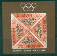 Nigeria 1964 Summer Olympics, Tokyo MS MUH - Nigeria (1961-...)