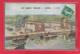 91-CPA CORBEIL - Corbeil Essonnes