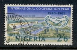 Nigeria 1965 ICY 2/6d FU - Nigeria (1961-...)