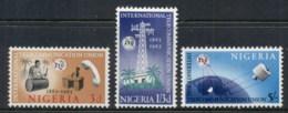 Nigeria 1965 ITU MLH - Nigeria (1961-...)